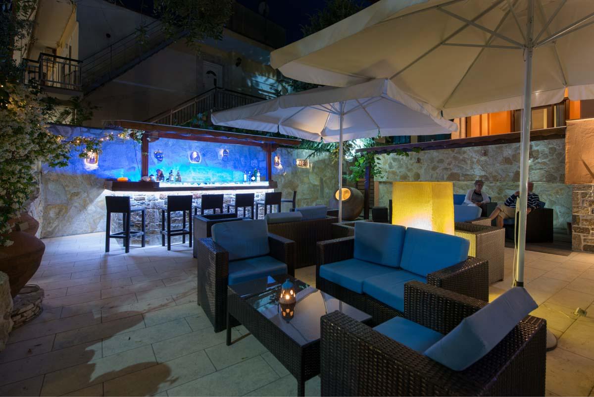 RESTAURANT & BAR   PEGASUS HOTEL - THASSOS